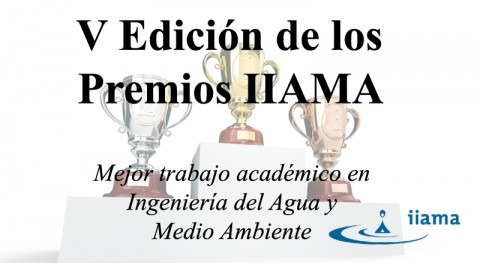 IIAMA convoca V Edición Premios al mejor Trabajo Académico