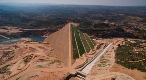 explotación Canal Segarra Garrigues, licitada 2,4 millones euros