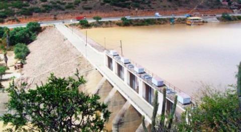Gobierno boliviano inspecciona presas Cochabamba y descarta desbordes o rebalses