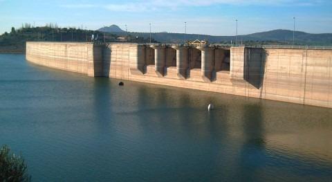 Contratadas obras Proyecto implantación Plan Emergencia Presa Alange