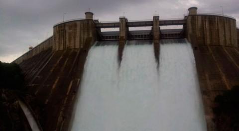 Autorizadas obras emergencia recuperar desagües fondo presa Grado