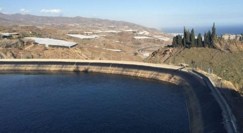 Granada dispondrá 98 hm3 agua embalses Béznar y Rules este año hidrológico