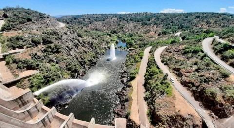 Salamanca contará central hidroeléctrica gestión pública presa Irueña