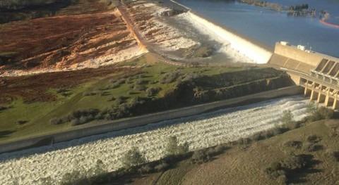 Presa Oroville: sequía al desborde 2 años