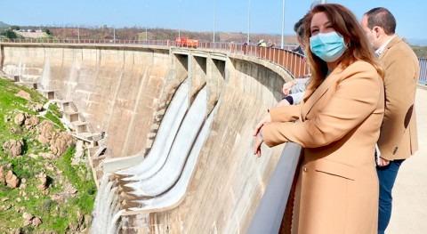 Andalucía prevé inversión 40 millones euros mejorar seguridad presas