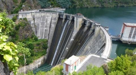 Naturgy exige al Gobierno 17'3 millones baja producción hidroeléctricas Galicia