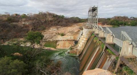sequía, segunda mayor ciudad Zimbabue estudia reciclar agua presa contaminada