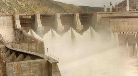 reserva hídrica española aumenta al 67,2% capacidad