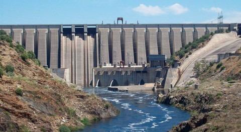 reserva hidráulica española desciende 42,4 % capacidad total