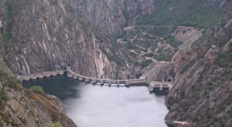 Todos embalses cuenca Duero cuentan reservas superiores al 40 %