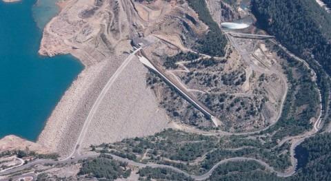 Se adjudican obras mejora alumbrado presa Arenós 854.000 euros