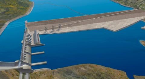consorcio liderado ACCIONA construirá presa Canadá 1.200 millones euros