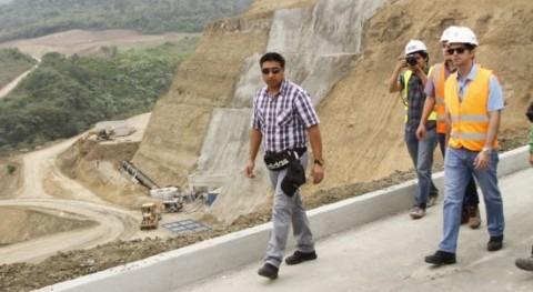 Presa Río Grande beneficiará 125.000 personas Chone