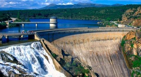 embalses madrileños recogieron semana 15% toda agua consumida año