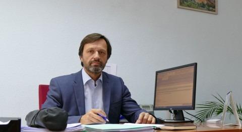 """Jürgen Fleitz: """"Es fundamental que DGA impulse conservación y mantenimiento presas"""""""