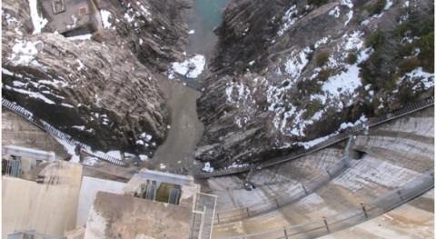 Agua y energía: recuperación centrales hidroeléctricas España 1957-2084