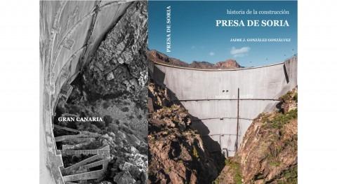 Libro: Presa Soria historia construcción ( Proyecto Chira-Soria REE)