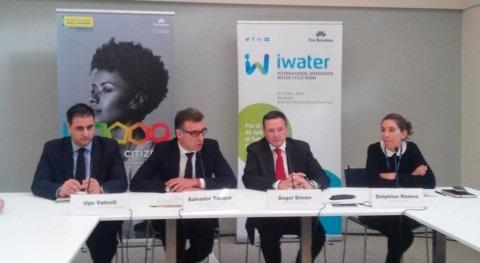 Angel Simón avanza claves Iwater, salón internacional ciclo integral agua