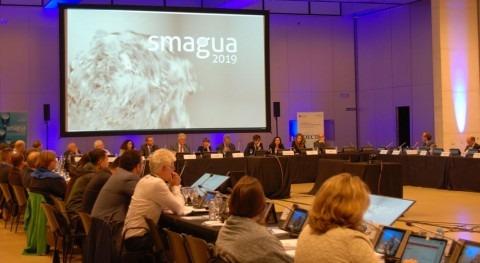 centro debate gestión agua España está Zaragoza
