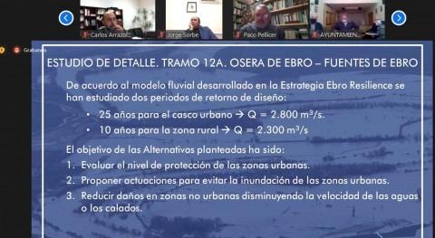 Taller deliberativo Ebro Resilience estudio y propuesta tramo Osera- Fuentes Ebro