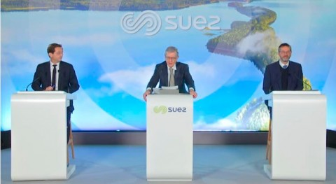 """Suez rechaza OPA Veolia: """"Significaría desmantelamiento empresa"""""""