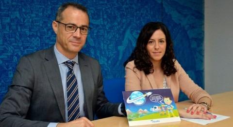 """concurso """"Misión Depuración"""" Aqualia llega escolares Toledo"""