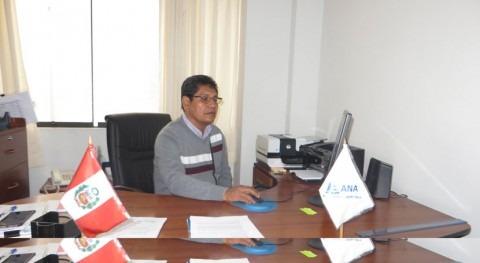 Castillo Mimbela asume dirección Autoridad Administrativa Agua Marañón