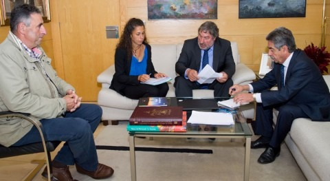 Revilla encabeza lucha detener fracking Cantabria