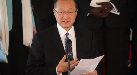 Jim Yong Kim (Wikipedia/CC).