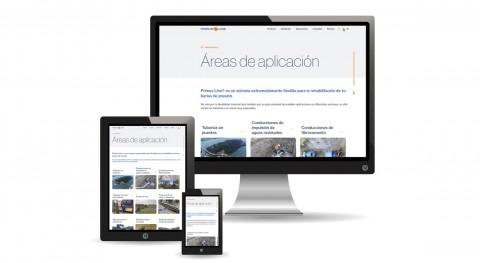 Primus Line estrena nueva web castellano información todos productos y servicios