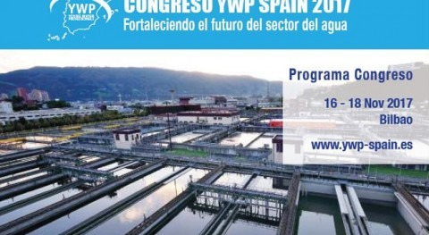 FACSA participa congreso red Young Water Professionals (YWP) Bilbao
