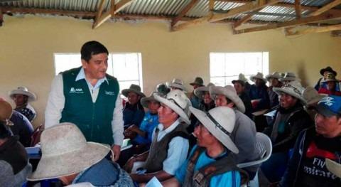 Perú capacitará personal técnico gestión recursos hídricos