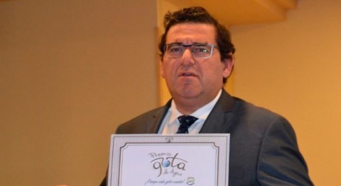 PROMEDIO gana Gota Agua Oro promoción uso Baños Portátiles Ecológicos