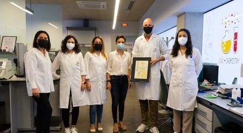 laboratorio Promedio amplía acreditación que garantiza calidad análisis