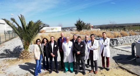 Centro Cirugía Mínima Invasión instala innovadora depuradora asesorado Promedio
