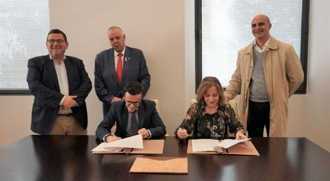 Promedio gestionará servicio abastecimiento alta embalses Molinos y Zafra