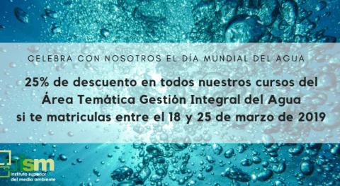 Celebra nosotros Día Mundial Agua