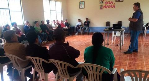 Ecuador lidera Proyecto Conservación Fuentes Hídricas San Bartolomé