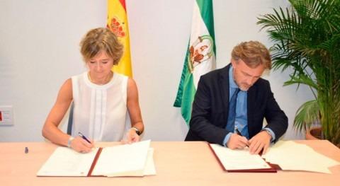 Acuerdo Gobierno central tratamiento aguas residuales urbanas Andalucía