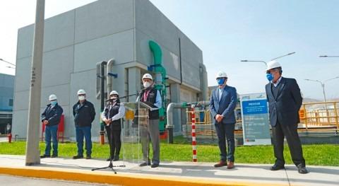 planta PROVISUR recibe visita presidente Perú, Francisco Sagasti