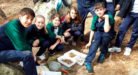 ADECAGUA finaliza proyecto educación ambiental P.N. Sierra Guadarrama