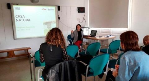 Presentación pública programa Casa Natura Ripollet