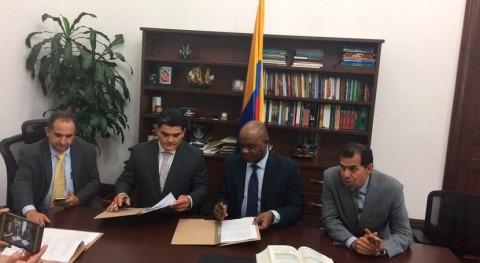 Colombia presenta proyecto ley río Bogotá