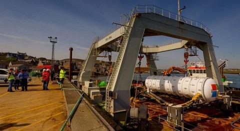 Proyecto Natick: centro datos submarino Microsoft