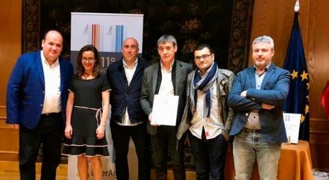 proyecto riego 'Bosola', premiado aplicar ventajas energía solar al regadío