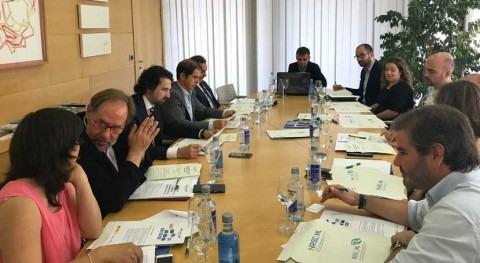 """Constituido Comité Gestión proyecto europeo """"Risc Miño-Limia"""""""