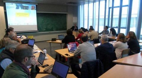 proyecto AGUAMOD expone avances gestión recursos hídricos suroeste Europa