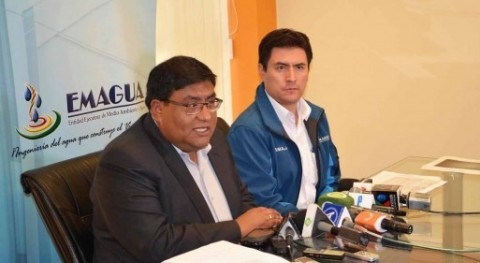 Bolivia garantiza licitación pública Proyecto Multipropósito Agua Potable y Riego
