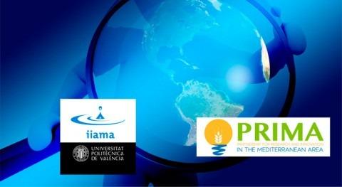 IIAMA coordinará dos proyectos programa PRIMA financiación I+D+i