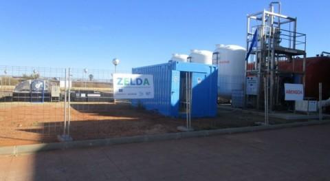 Almería acoge planta piloto que estudiará cómo desalinizar diferentes tipos salmuera